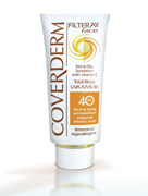 Coverderm Filteray Face