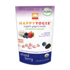 Mixed Berry Yogis