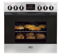 Slimline Multifunction 600MSU Oven
