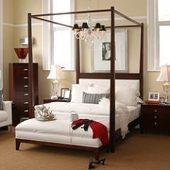 Tessa Four-Poster Bed
