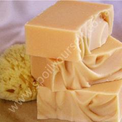 Citrus and Cardamom Soap