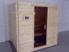 Classic Log Cabin Sauna