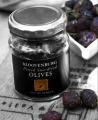Black Olives with Country Herbs