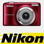 Nikon L25 Digital Compact Camera