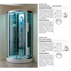 W-205 Steam Shower