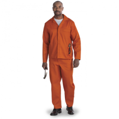 Basic Poly Cotton Conti Suit