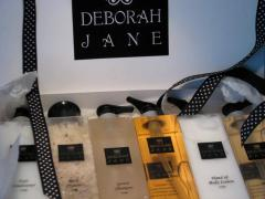 Deborah Jane bath products
