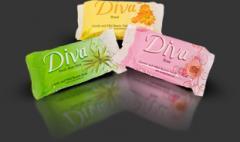 100g Diva Beauty Soap