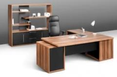 Ecocentric Executive Desk