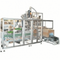 Integrated packaging machines