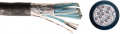 Individually & Overall Aluminium Mylar PVC FR Cable