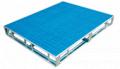 Heavy Duty Hybrid Steel Plastic Pallet