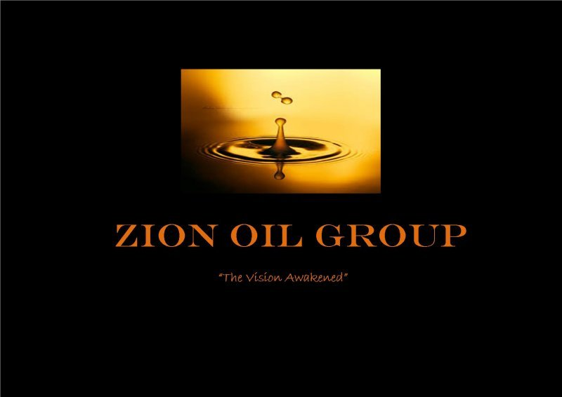 Zion Oil Group,