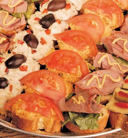 Order Platters