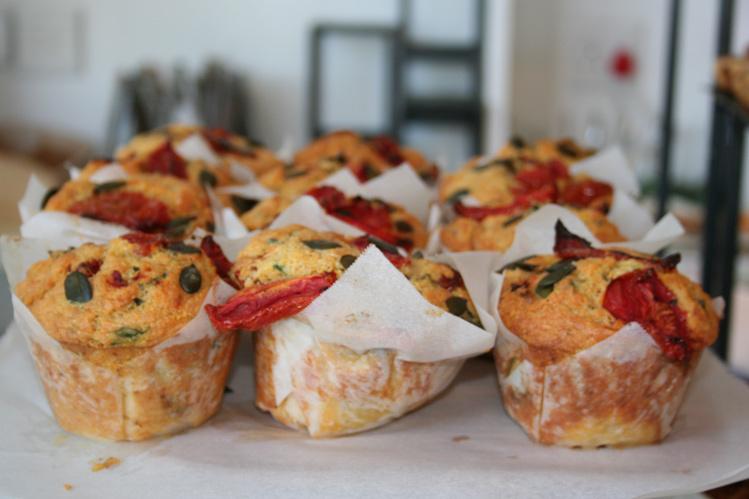 Order Savoury Muffins