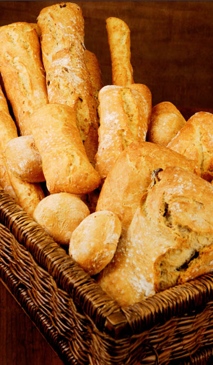 Order Breads and Rolls
