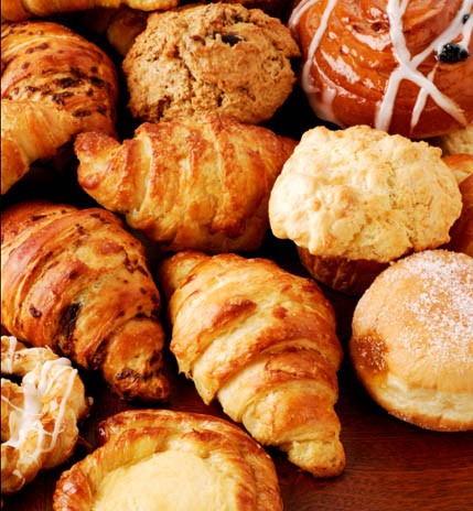 Order Pastries and Confectionary Delights